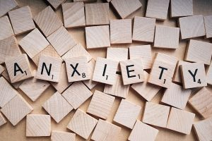 anxiety scrabble letters